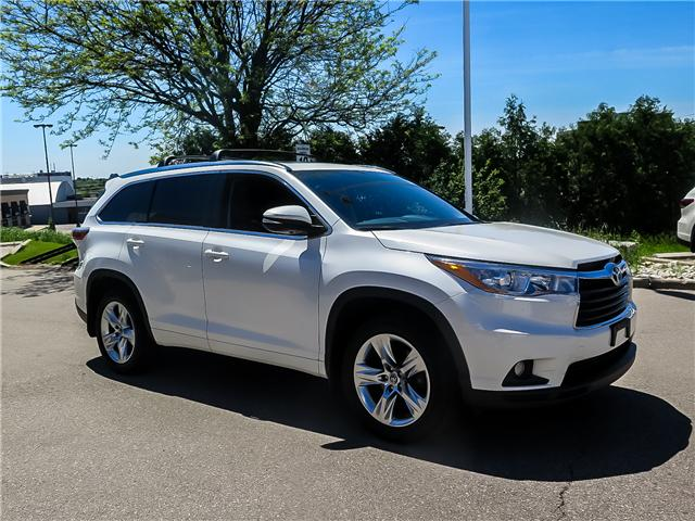 2016 Toyota Highlander Limited (Stk: 94028A) in Waterloo - Image 3 of 27