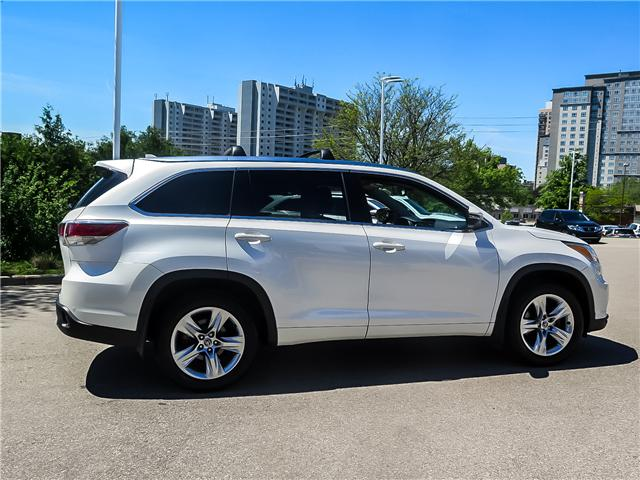 2016 Toyota Highlander Limited (Stk: 94028A) in Waterloo - Image 4 of 27