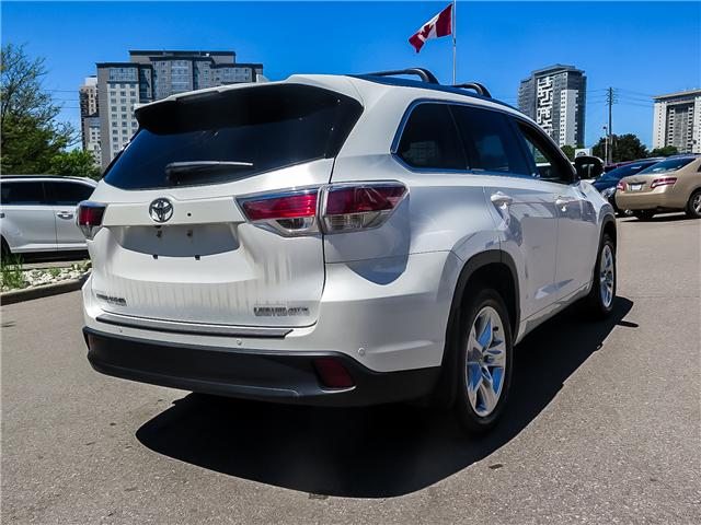 2016 Toyota Highlander Limited (Stk: 94028A) in Waterloo - Image 5 of 27