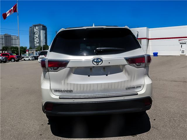 2016 Toyota Highlander Limited (Stk: 94028A) in Waterloo - Image 6 of 27