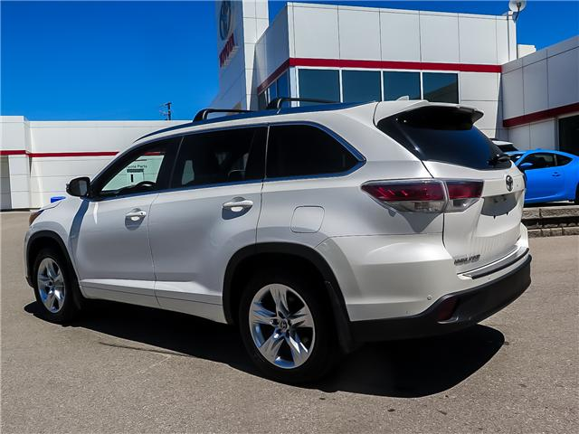 2016 Toyota Highlander Limited (Stk: 94028A) in Waterloo - Image 7 of 27