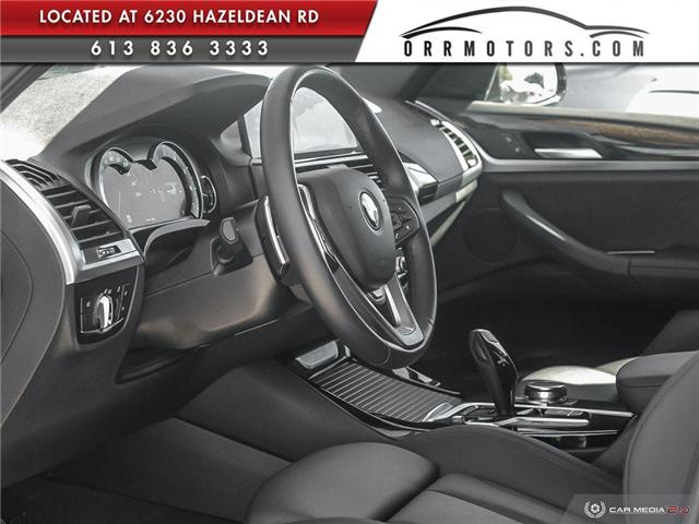 2018 BMW X3 xDrive30i (Stk: 5792) in Stittsville - Image 13 of 29