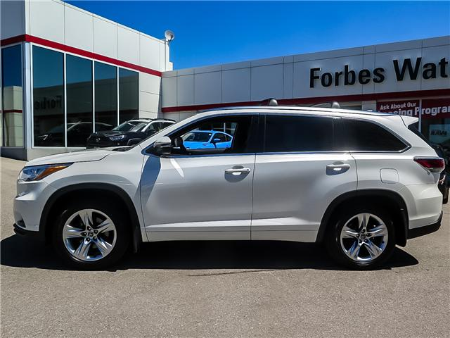 2016 Toyota Highlander Limited (Stk: 94028A) in Waterloo - Image 8 of 27