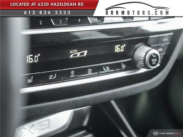 2018 BMW X3 xDrive30i (Stk: 5792) in Stittsville - Image 18 of 29