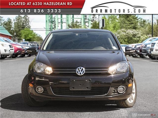 2012 Volkswagen Golf 2.0 TDI Comfortline (Stk: 5749) in Stittsville - Image 2 of 28