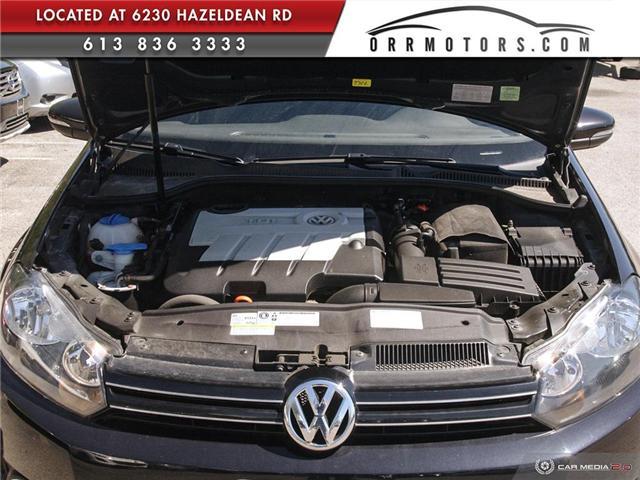 2012 Volkswagen Golf 2.0 TDI Comfortline (Stk: 5749) in Stittsville - Image 7 of 28