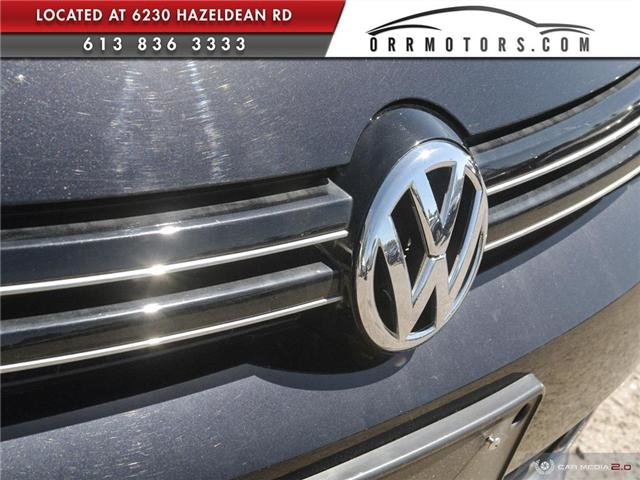 2012 Volkswagen Golf 2.0 TDI Comfortline (Stk: 5749) in Stittsville - Image 8 of 28