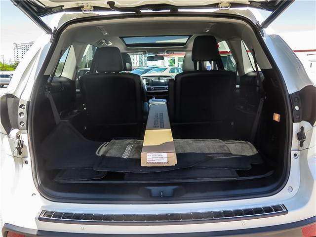 2016 Toyota Highlander Limited (Stk: 94028A) in Waterloo - Image 21 of 27