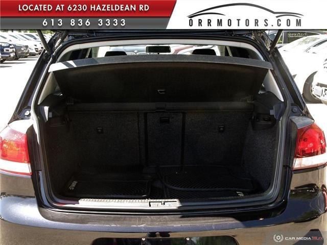 2012 Volkswagen Golf 2.0 TDI Comfortline (Stk: 5749) in Stittsville - Image 10 of 28