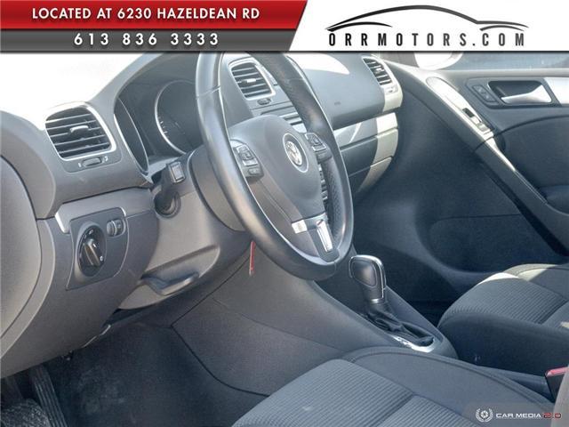 2012 Volkswagen Golf 2.0 TDI Comfortline (Stk: 5749) in Stittsville - Image 12 of 28