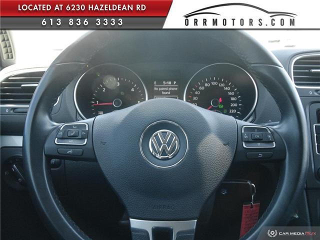 2012 Volkswagen Golf 2.0 TDI Comfortline (Stk: 5749) in Stittsville - Image 13 of 28