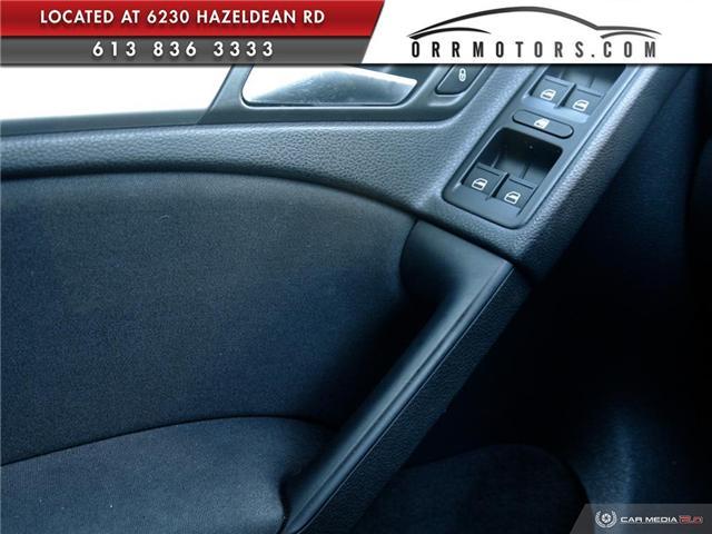 2012 Volkswagen Golf 2.0 TDI Comfortline (Stk: 5749) in Stittsville - Image 16 of 28