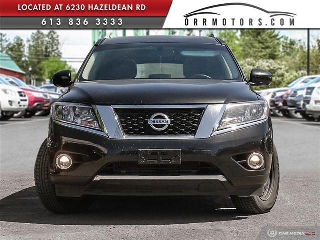 2015 Nissan Pathfinder Platinum (Stk: 5632) in Stittsville - Image 2 of 28