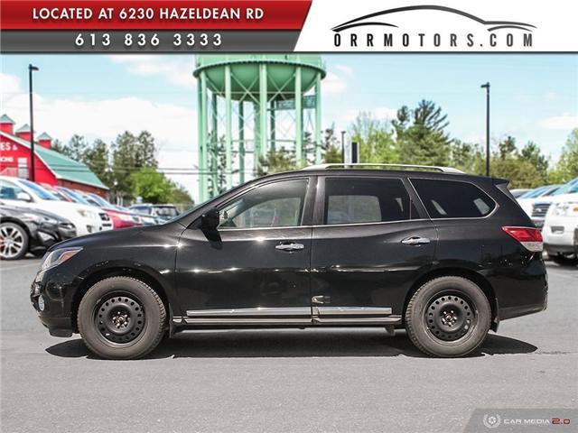2015 Nissan Pathfinder Platinum (Stk: 5632) in Stittsville - Image 3 of 28