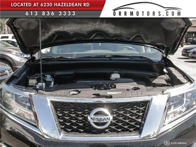 2015 Nissan Pathfinder Platinum (Stk: 5632) in Stittsville - Image 7 of 28