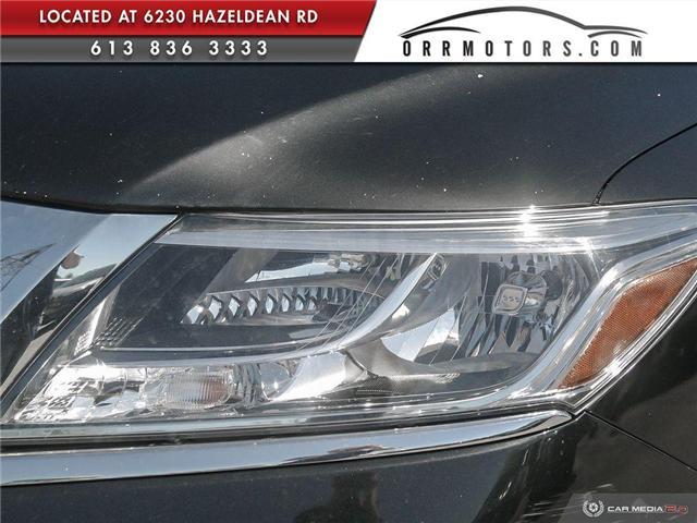 2015 Nissan Pathfinder Platinum (Stk: 5632) in Stittsville - Image 9 of 28