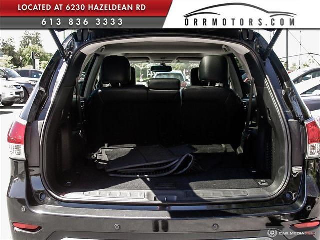 2015 Nissan Pathfinder Platinum (Stk: 5632) in Stittsville - Image 10 of 28