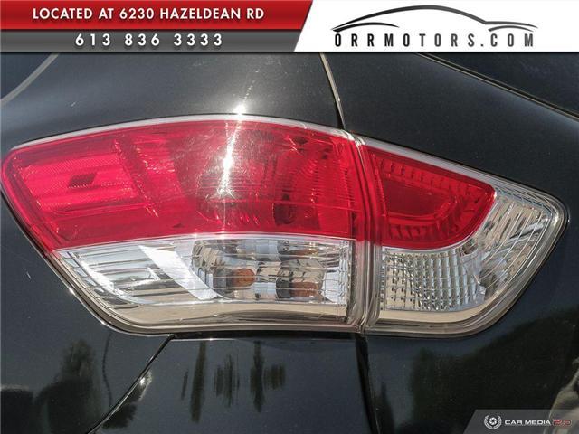 2015 Nissan Pathfinder Platinum (Stk: 5632) in Stittsville - Image 11 of 28