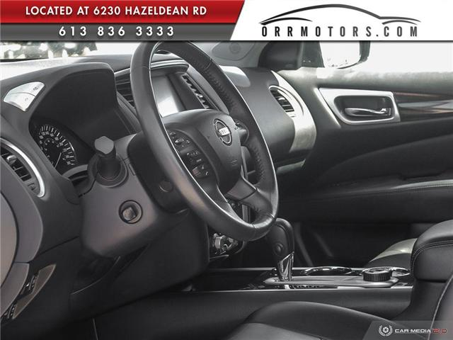 2015 Nissan Pathfinder Platinum (Stk: 5632) in Stittsville - Image 12 of 28