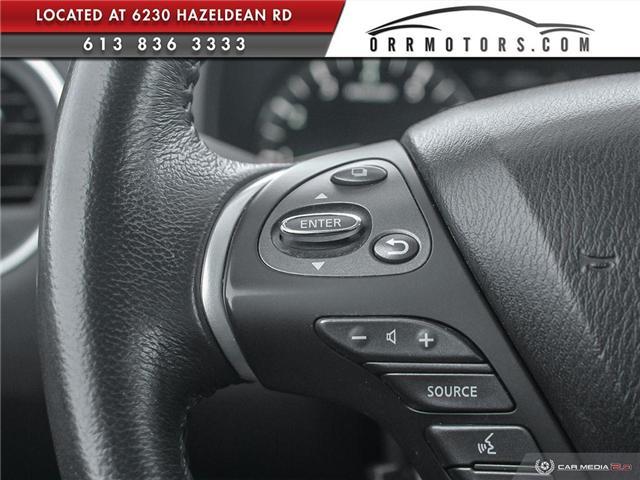 2015 Nissan Pathfinder Platinum (Stk: 5632) in Stittsville - Image 17 of 28
