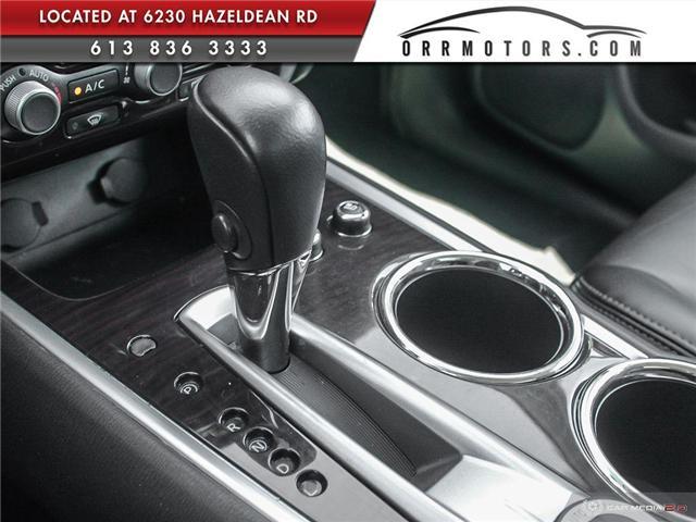 2015 Nissan Pathfinder Platinum (Stk: 5632) in Stittsville - Image 18 of 28