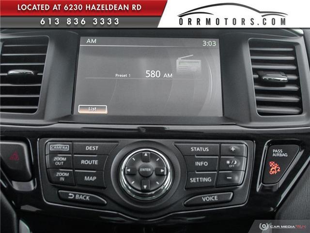 2015 Nissan Pathfinder Platinum (Stk: 5632) in Stittsville - Image 19 of 28