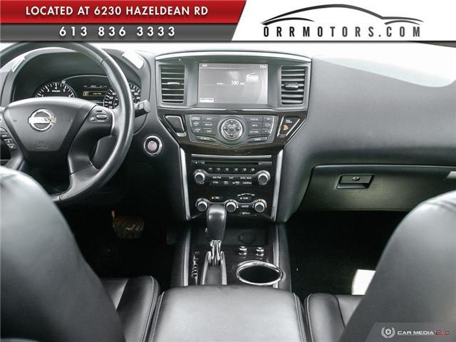 2015 Nissan Pathfinder Platinum (Stk: 5632) in Stittsville - Image 23 of 28
