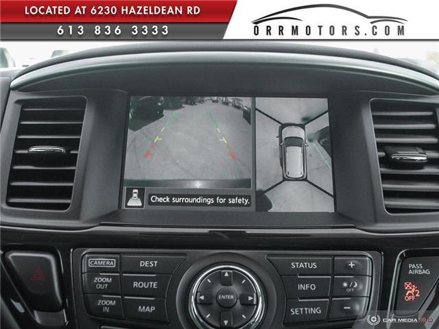 2015 Nissan Pathfinder Platinum (Stk: 5632) in Stittsville - Image 25 of 28