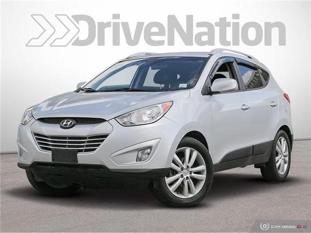 2013 Hyundai Tucson GL (Stk: NE168) in Calgary - Image 1 of 27