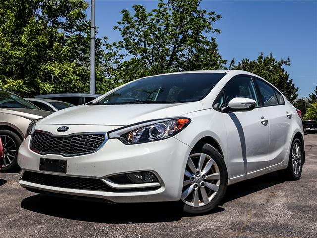 2015 Kia Forte  (Stk: 2410) in Burlington - Image 1 of 1
