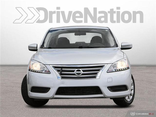 2014 Nissan Sentra 1.8 SV (Stk: NE194) in Calgary - Image 2 of 27