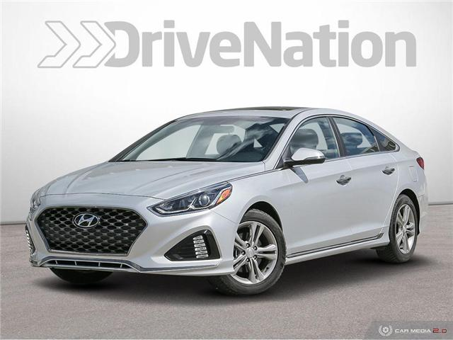 2019 Hyundai Sonata ESSENTIAL (Stk: NE185) in Calgary - Image 1 of 27