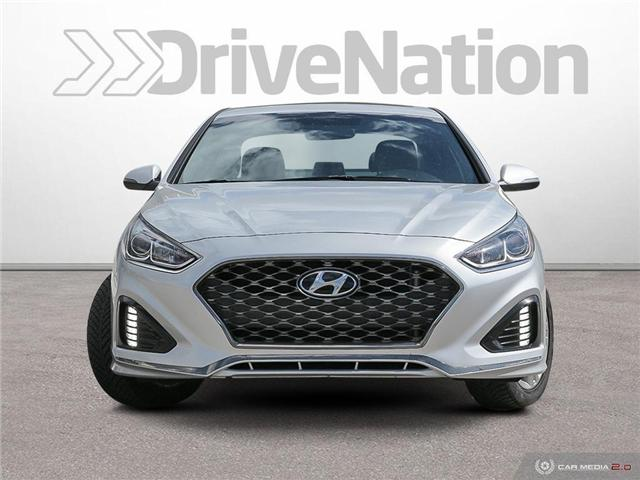 2019 Hyundai Sonata ESSENTIAL (Stk: NE185) in Calgary - Image 2 of 27