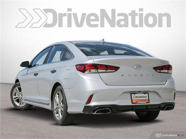 2019 Hyundai Sonata ESSENTIAL (Stk: NE185) in Calgary - Image 4 of 27