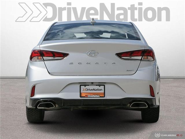 2019 Hyundai Sonata ESSENTIAL (Stk: NE185) in Calgary - Image 5 of 27