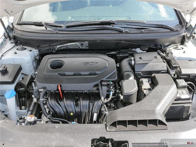 2019 Hyundai Sonata ESSENTIAL (Stk: NE185) in Calgary - Image 7 of 27
