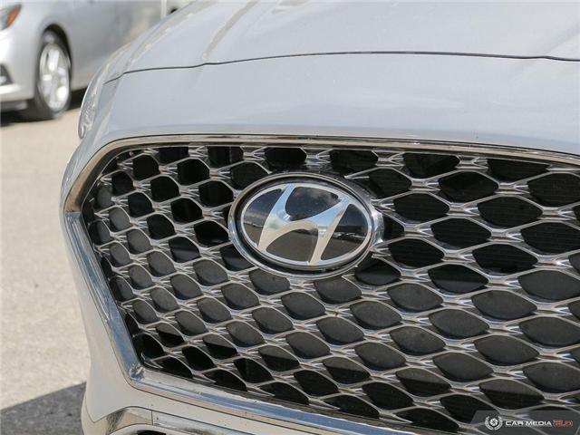 2019 Hyundai Sonata ESSENTIAL (Stk: NE185) in Calgary - Image 8 of 27