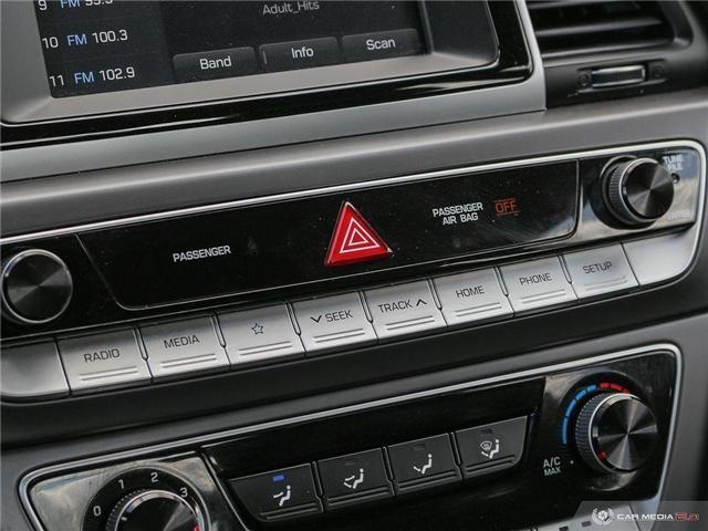 2019 Hyundai Sonata ESSENTIAL (Stk: NE185) in Calgary - Image 20 of 27