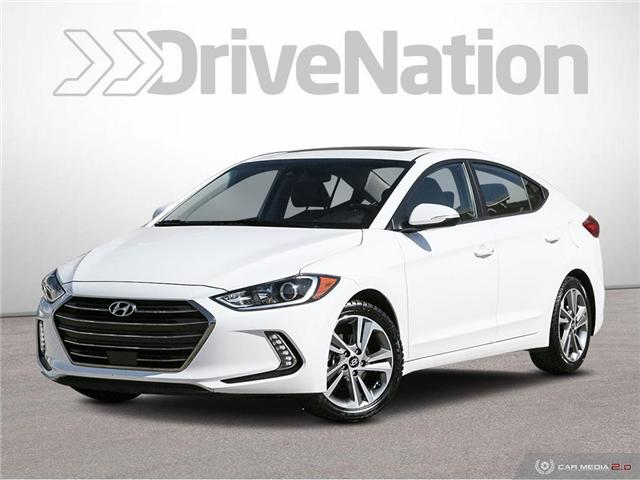 2018 Hyundai Elantra GL (Stk: NE195) in Calgary - Image 1 of 27
