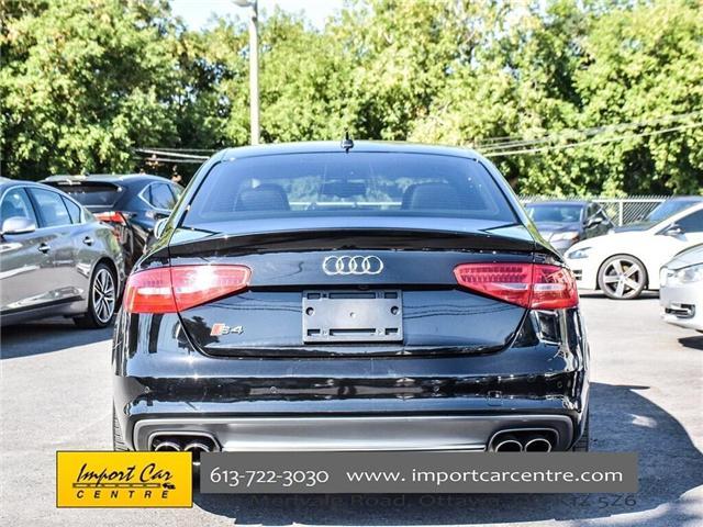 2016 Audi S4 3.0T Technik plus (Stk: 007215) in Ottawa - Image 8 of 30