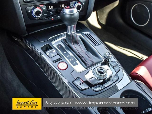 2016 Audi S4 3.0T Technik plus (Stk: 007215) in Ottawa - Image 15 of 30