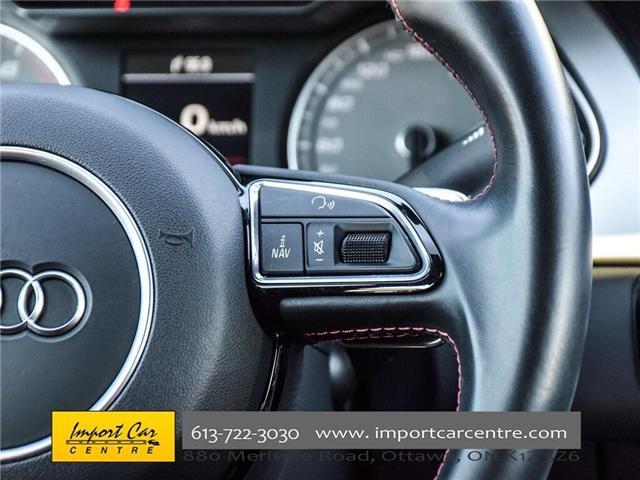 2016 Audi S4 3.0T Technik plus (Stk: 007215) in Ottawa - Image 21 of 30