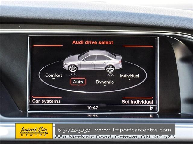 2016 Audi S4 3.0T Technik plus (Stk: 007215) in Ottawa - Image 26 of 30