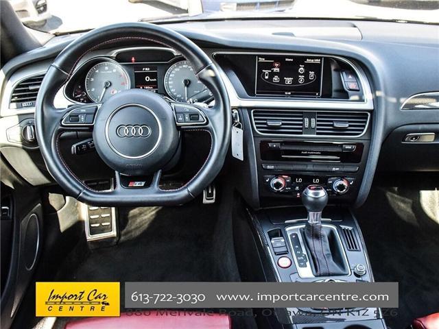 2016 Audi S4 3.0T Technik plus (Stk: 007215) in Ottawa - Image 29 of 30