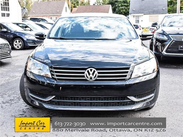 2015 Volkswagen Passat 1.8 TSI Trendline (Stk: 061282) in Ottawa - Image 2 of 29