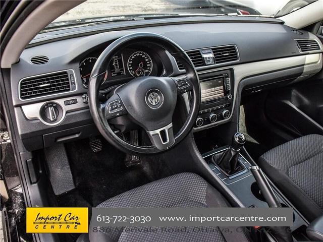 2015 Volkswagen Passat 1.8 TSI Trendline (Stk: 061282) in Ottawa - Image 14 of 29