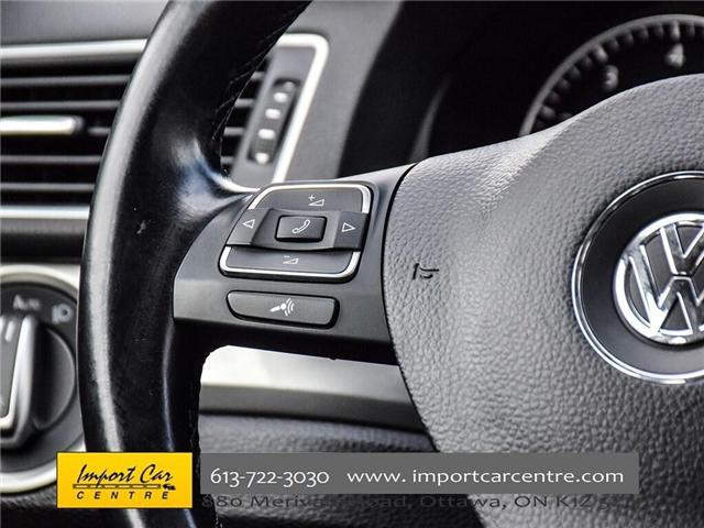 2015 Volkswagen Passat 1.8 TSI Trendline (Stk: 061282) in Ottawa - Image 19 of 29