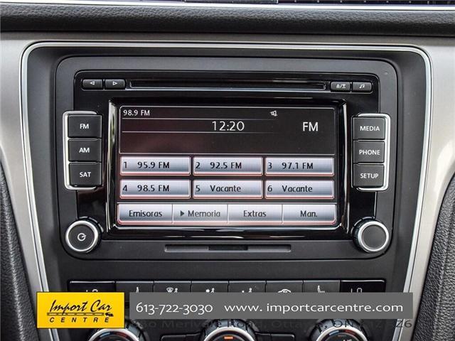 2015 Volkswagen Passat 1.8 TSI Trendline (Stk: 061282) in Ottawa - Image 22 of 29