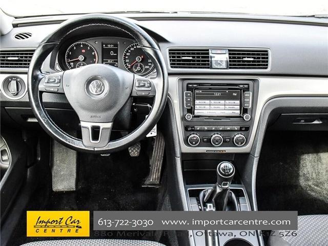 2015 Volkswagen Passat 1.8 TSI Trendline (Stk: 061282) in Ottawa - Image 25 of 29