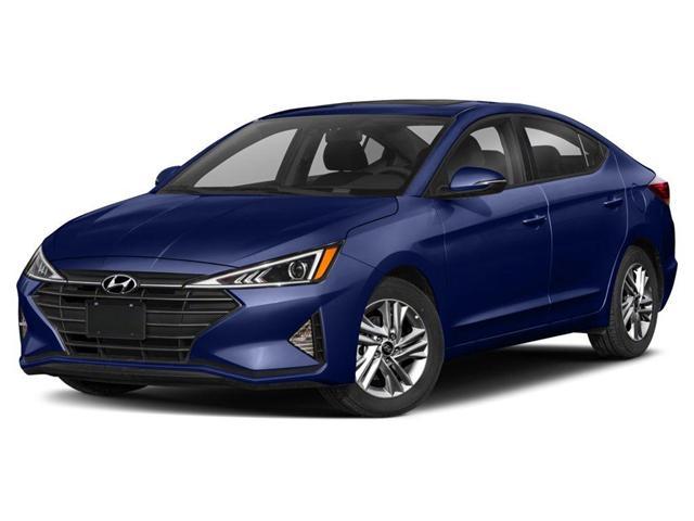 2020 Hyundai Elantra Preferred w/Sun & Safety Package (Stk: LU905125) in Mississauga - Image 1 of 9